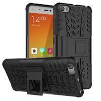 Odolný outdoor obal na mobil Xiaomi Mi5 - černý - 1/4