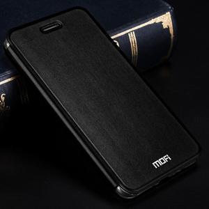 Vintage PU kožené pouzdro na Xiaomi Redmi 3 - černé - 1