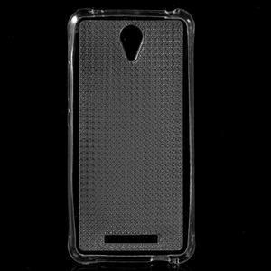 Diamonds gelový obal na Xiaomi Redmi Note 2 - transparentní - 1