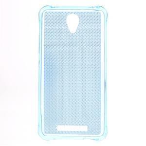 Diamonds gelový obal na Xiaomi Redmi Note 2 - modrý - 1