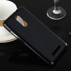 Matný gelový obal na Xiaomi Redmi Note 3 - černý