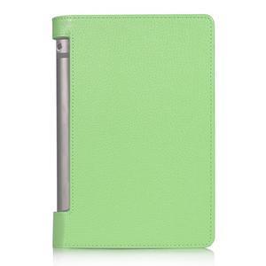 Pouzdro na tablet Lenovo Yoga Tab 3 8.0 - zelené - 1