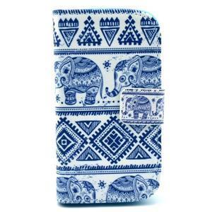 Safety pouzdro pro Samsung Galaxy S Duos/Trend Plus - sloni - 1