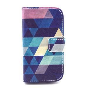 Safety pouzdro pro Samsung Galaxy S Duos/Trend Plus - triangl - 1