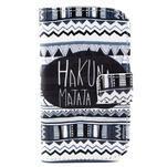 Peněženkové pouzdro na Samsung Galaxy S3 mini - hakuna - 1/6