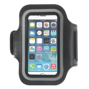 Jogy běžecké pouzdro na mobil do 125 x 60 mm - černé - 1