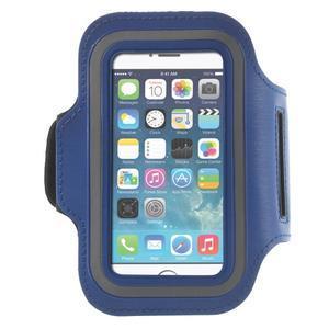 Jogy běžecké pouzdro na mobil do 125 x 60 mm - modré - 1