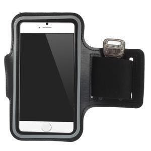 Gymfit sportovní pouzdro pro telefon do 125 x 60 mm - černé - 1