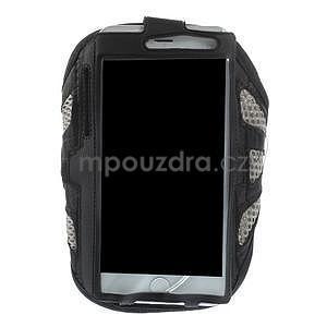 Fit pouzdro na mobil až do velikosti 160 x 85 mm - šedé - 1