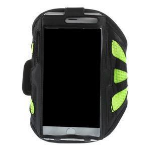 Fit pouzdro na mobil až do velikosti 160 x 85 mm - zelené - 1