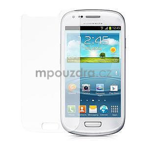 Ochranné tvrzené sklo na Samsung Galaxy S3 mini