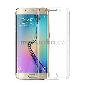 Tvrzené sklo na Samsung Galaxy S6 Edge - hloubka 0.3 mm - 1