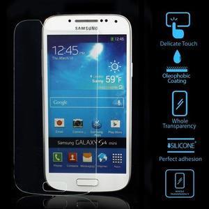 Tvrzené sklo na Samsung Galaxy S4 mini (i9190, i9192, i9195) - 1