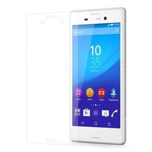 Tvrzené sklo na mobil Sony Xperia M4 Aqua