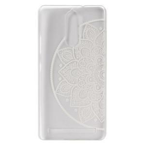 Plastový obal na mobil Lenovo K5 Note - krajka II - 2