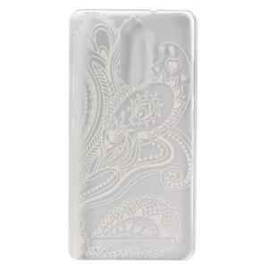 Plastový obal na mobil Lenovo K5 Note - henna - 2