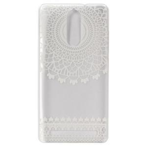 Plastový obal na mobil Lenovo K5 Note - krajky - 2