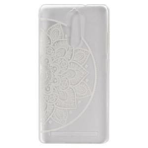 Plastový obal na mobil Lenovo K5 Note - krajka I - 2
