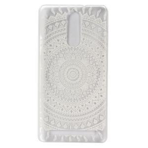 Plastový obal na mobil Lenovo K5 Note - mandala - 2