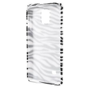 Gelové pouzdro na Samsung Galaxy Note 4- zebrované - 2