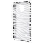 Gelové pouzdro na Samsung Galaxy Note 4- zebrované - 2/5