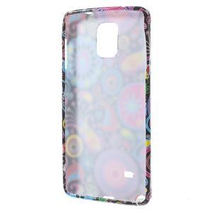Gelové pouzdro na Samsung Galaxy Note 4- barevné vzory - 2