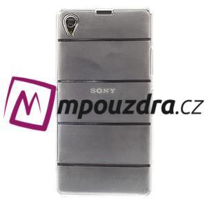 Gelové Body pouzdro na Sony Xperia Z1 C6903 - transpatrentní - 2