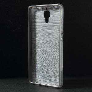 Gelové Cover pouzdro na Xiaomi Mi4- černé - 2