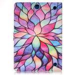 Emotive pouzdro na tablet Samsung Galaxy Tab A 9.7 - malované květy - 2/6