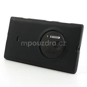 Gelové matné pouzdro pro Nokia Lumia 1020- černé - 2
