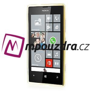 Gelové pouzdro na Nokia Lumia 520 - sova - 2