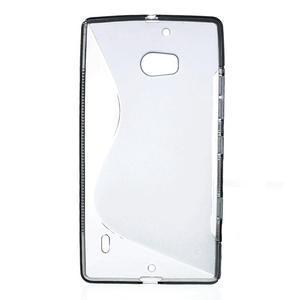 Gelové S-line pouzdro na Nokia Lumia 930- šedé - 2