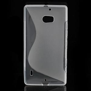 Gelové S-line pouzdro na Nokia Lumia 930- transparentní - 2