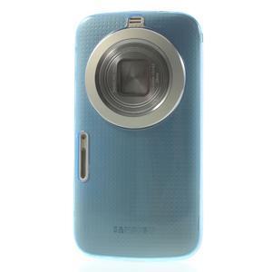 Gelové Ultraslim pouzdro na Samsung Galaxy K Zoom- modré - 2