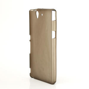Gelové pouzdro na Sony Xperia Z L36i C6603- šedé - 2