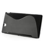 Gelove S-line pouzdro na Sony Xperia Z ultra- černé - 2/5