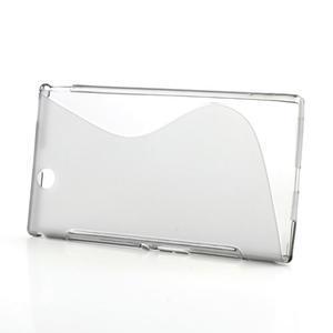 Gelove S-line pouzdro na Sony Xperia Z ultra- šedé - 2