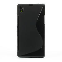 Gelové S-line pouzdro na Sony Xperia Z1 C6903 L39- černé - 2/5