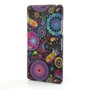 Gelové pouzdro na Sony Xperia Z1 C6903 L39- barevné vzory - 2