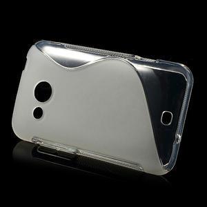 Gelové S-line pouzdro pro HTC Desire 200- transparentní - 2