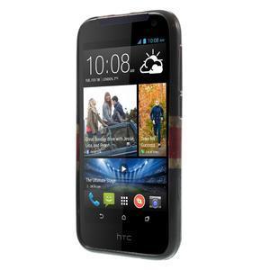 Gelové pouzdro na HTC Desire 310- UK vlajka - 2