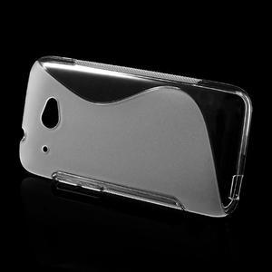 Gelove S-line pouzdro pro HTC Desire 601- transparentní - 2