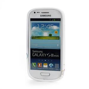 Gelové pouzdro pro Samsung Galaxy S3 mini i8190- motýlek - 2
