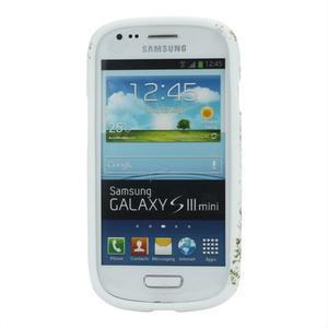 Gelové pouzdro pro Samsung Galaxy S3 mini i8190- motýl - 2
