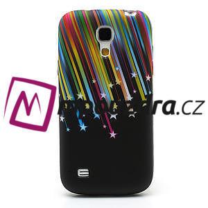 Gelové pouzdro pro Samsung Galaxy S4 mini i9190- meteor barevný - 2