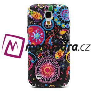 Gelové pouzdro pro Samsung Galaxy S4 mini i9190- barevné vzory - 2