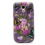 Gelové pouzdro pro Samsung Galaxy S4 mini i9190- květ pivoňky - 2/5