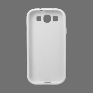 Gelové pouzdro pro Samsung Galaxy S3 i9300  - X-line bílé - 2