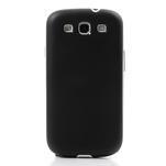 Gelové rámované pouzdro na Samsung Galaxy S3 i9300- černé - 2/6
