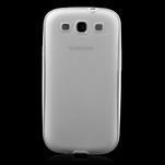 Gelové rámované pouzdro na Samsung Galaxy S3 i9300- transparentní - 2/6